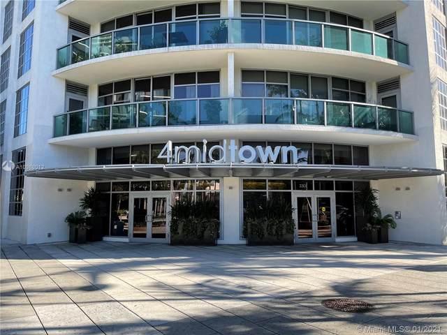 3301 NE 1st Ave H2011, Miami, FL 33137 (MLS #A10988012) :: Search Broward Real Estate Team
