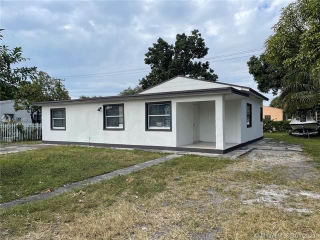 301 NW 179th St, Miami Gardens, FL 33169 (MLS #A10988016) :: Search Broward Real Estate Team
