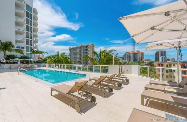401 N Birch Rd #903, Fort Lauderdale, FL 33304 (MLS #A10988024) :: Search Broward Real Estate Team
