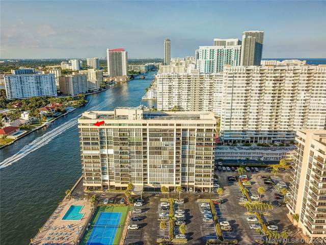 2017 S Ocean Dr #10, Hallandale Beach, FL 33009 (MLS #A10988030) :: Castelli Real Estate Services