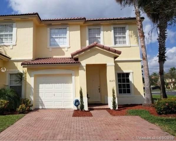 4109 NE 24th Ct #4901, Homestead, FL 33033 (MLS #A10988038) :: Equity Realty