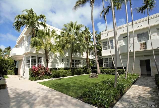 1575 Michigan Ave #4, Miami Beach, FL 33139 (MLS #A10988043) :: Miami Villa Group