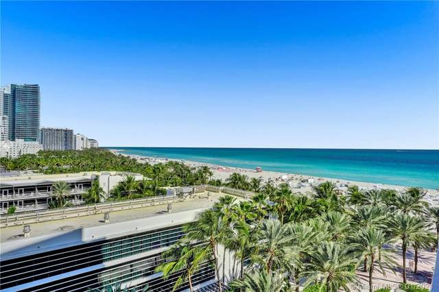 100 Lincoln Rd #843, Miami Beach, FL 33139 (MLS #A10988064) :: Search Broward Real Estate Team