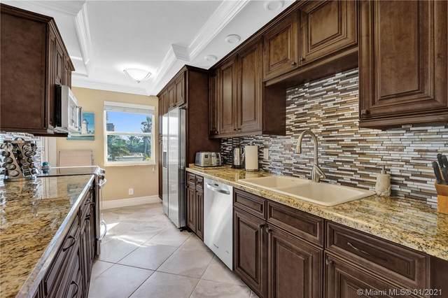 1050 Hillsboro Mile 201W, Hillsboro Beach, FL 33062 (MLS #A10988088) :: Search Broward Real Estate Team