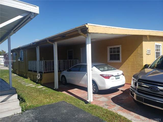 11205 NW 3rd St, Sweetwater, FL 33172 (#A10988094) :: Posh Properties