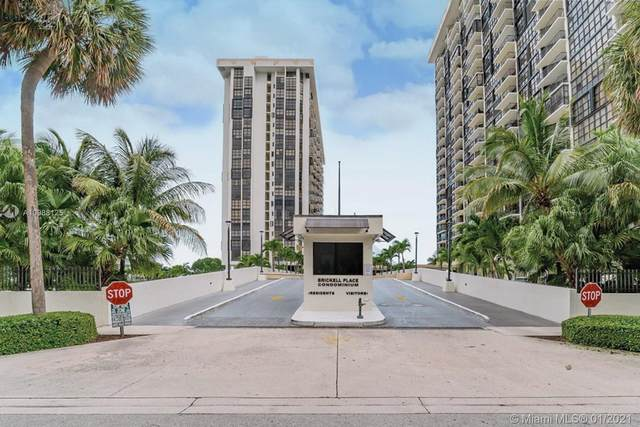 1865 Brickell Ave A1602, Miami, FL 33129 (MLS #A10988125) :: Equity Realty