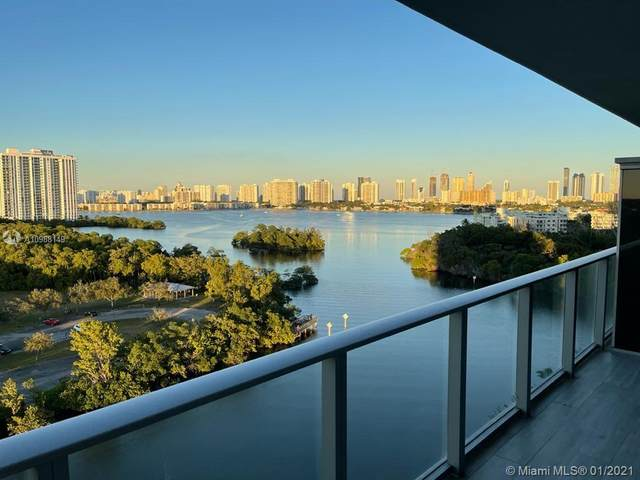 16385 Biscayne Blvd #1003, North Miami Beach, FL 33160 (MLS #A10988149) :: Jo-Ann Forster Team