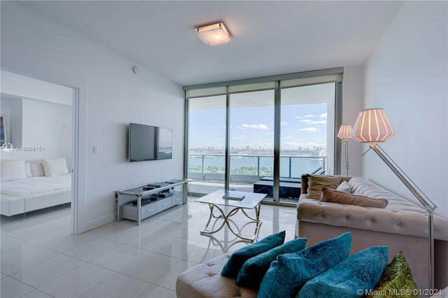 900 Biscayne Blvd #2007, Miami, FL 33132 (MLS #A10988151) :: Team Citron