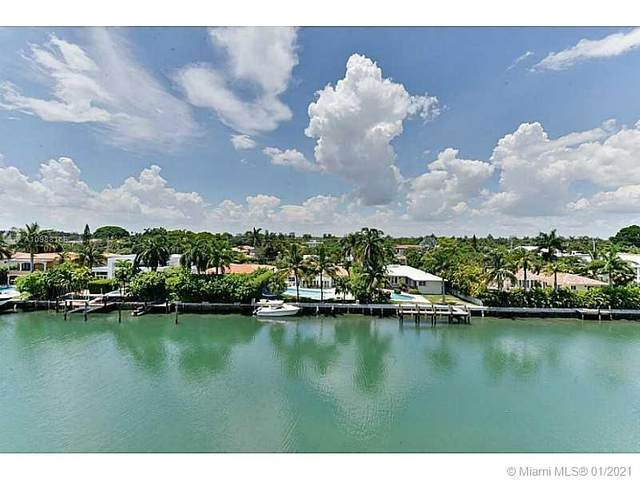 9500 W Bay Harbor Dr 5B, Bay Harbor Islands, FL 33154 (MLS #A10988168) :: Prestige Realty Group