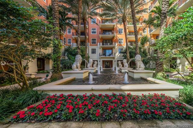 100 Andalusia Ave #401, Coral Gables, FL 33134 (MLS #A10988177) :: The Howland Group