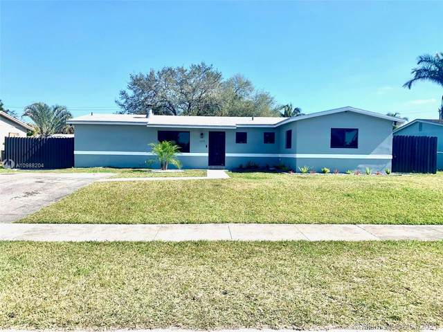 1695 NW 3rd Ave, Homestead, FL 33030 (MLS #A10988204) :: GK Realty Group LLC