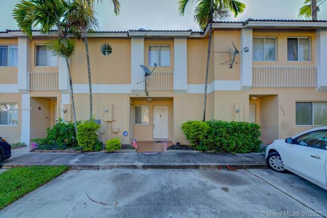 17969 SW 140th Ct #1, Miami, FL 33177 (MLS #A10988206) :: Search Broward Real Estate Team