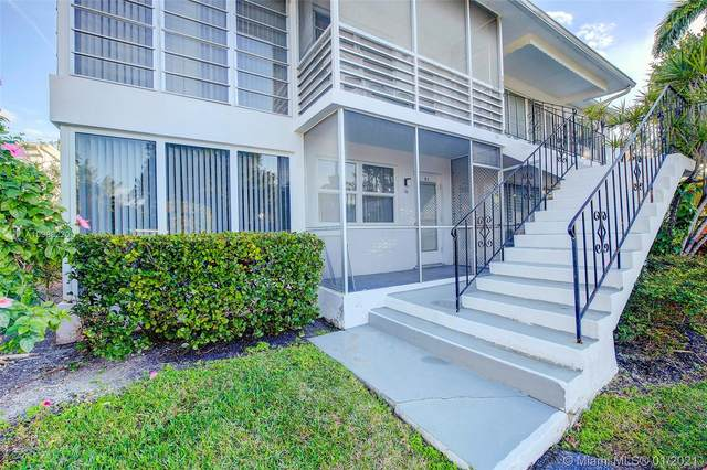 1060 SE 14th Pl 16A, Fort Lauderdale, FL 33316 (MLS #A10988220) :: United Realty Group
