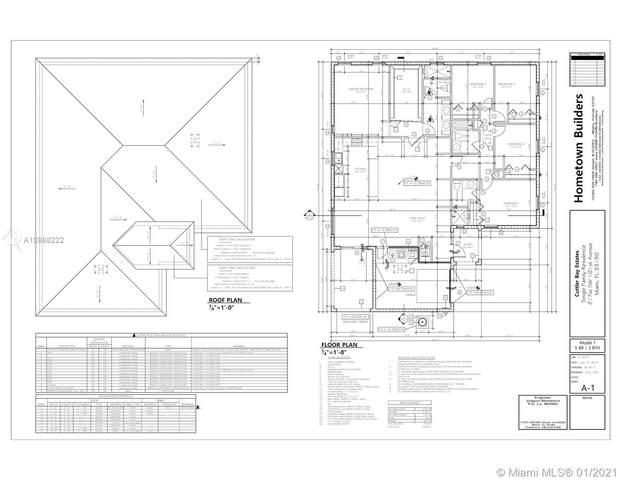 10100 W Sw 217th Street, Miami, FL 33190 (MLS #A10988222) :: Berkshire Hathaway HomeServices EWM Realty