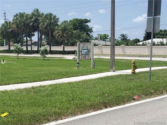 9081 Lime Bay Blvd, Tamarac, FL 33321 (MLS #A10988228) :: Green Realty Properties