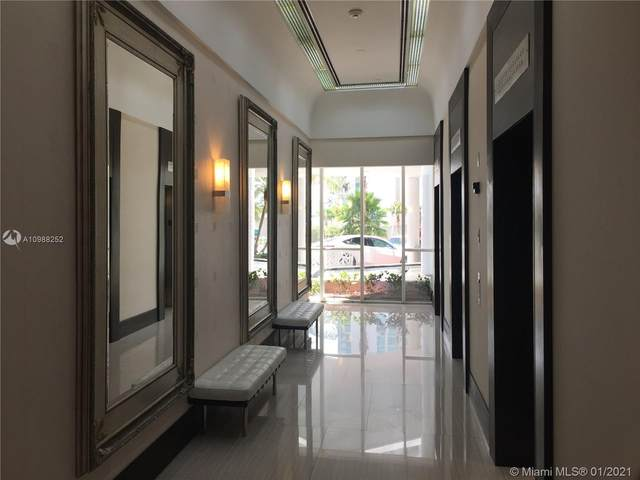 16485 Collins Ave #538, Sunny Isles Beach, FL 33160 (MLS #A10988252) :: KBiscayne Realty