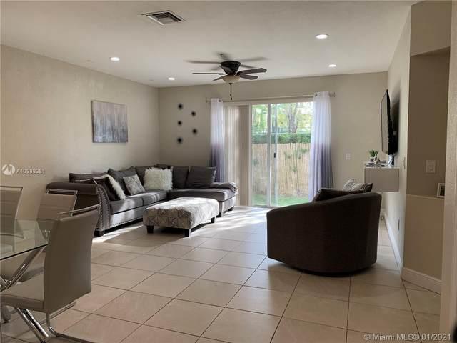 12600 SW 50th Ct #407, Miramar, FL 33027 (MLS #A10988281) :: Green Realty Properties