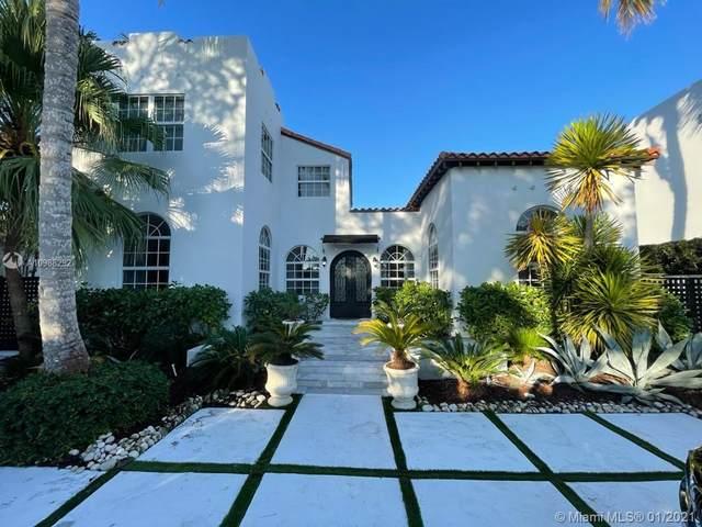 2372 Alton Rd, Miami Beach, FL 33140 (MLS #A10988292) :: Albert Garcia Team