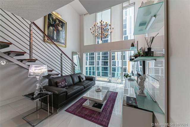41 SE 5 ST, #812, Miami, FL 33131 (MLS #A10988309) :: Green Realty Properties