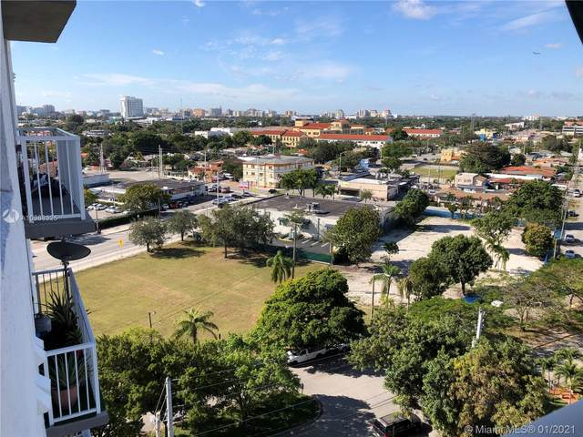 1 Glen Royal Pkwy #1011, Miami, FL 33125 (MLS #A10988325) :: Podium Realty Group Inc