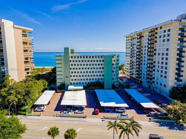1850 S Ocean Blvd #305, Lauderdale By The Sea, FL 33062 (MLS #A10988344) :: The Howland Group
