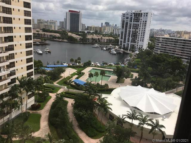 2500 Parkview Dr #1414, Hallandale Beach, FL 33009 (MLS #A10988351) :: Albert Garcia Team