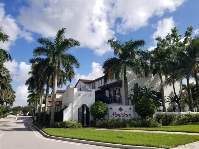 11856 SW 27th St, Miramar, FL 33025 (MLS #A10988356) :: Equity Realty