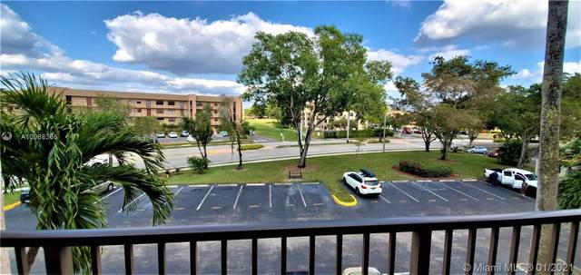 10466 Sunrise Lakes Blvd #308, Sunrise, FL 33322 (MLS #A10988366) :: THE BANNON GROUP at RE/MAX CONSULTANTS REALTY I