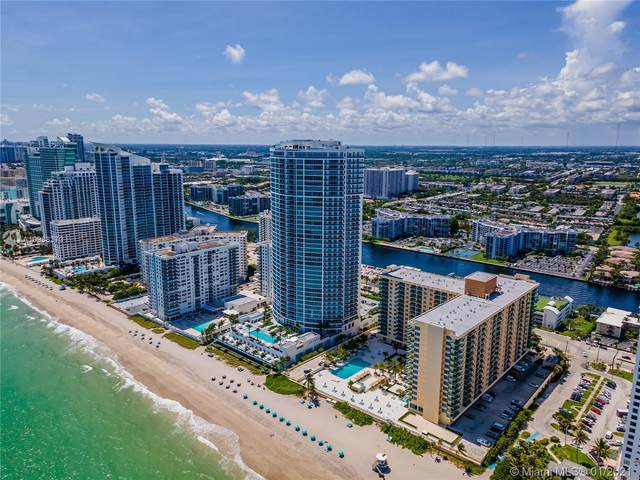 2501 S Ocean Dr #1218, Hollywood, FL 33019 (MLS #A10988370) :: Albert Garcia Team