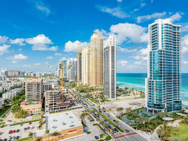 210 174th St #1714, Sunny Isles Beach, FL 33160 (MLS #A10988380) :: The Howland Group