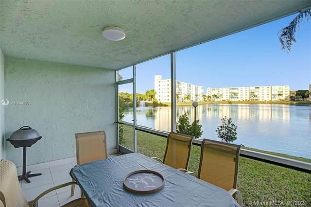 101 SE 3rd Ave #107, Dania Beach, FL 33004 (MLS #A10988393) :: Green Realty Properties