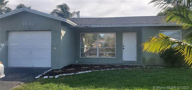 11630 NW 32nd Mnr, Sunrise, FL 33323 (MLS #A10988497) :: THE BANNON GROUP at RE/MAX CONSULTANTS REALTY I
