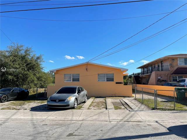 1780 Ali Baba Ave, Opa-Locka, FL 33054 (MLS #A10988528) :: The Teri Arbogast Team at Keller Williams Partners SW