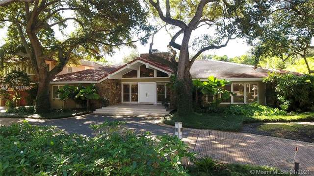 300 Cocoplum Rd, Coral Gables, FL 33143 (MLS #A10988534) :: The Howland Group