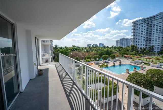 2851 NE 183rd St 402E, Aventura, FL 33160 (MLS #A10988582) :: Prestige Realty Group