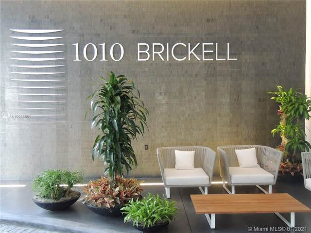 1010 Brickell Ave #1807, Miami, FL 33131 (MLS #A10988585) :: Podium Realty Group Inc