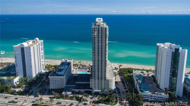 16699 Collins Ave #4106, Sunny Isles Beach, FL 33160 (MLS #A10988592) :: Miami Villa Group