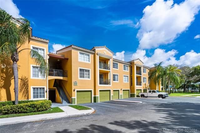 2320 E Preserve Way #203, Miramar, FL 33025 (MLS #A10988594) :: Castelli Real Estate Services