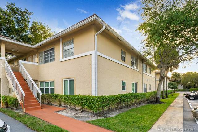 10196 Twin Lakes Dr 14-E, Coral Springs, FL 33071 (MLS #A10988596) :: Team Citron