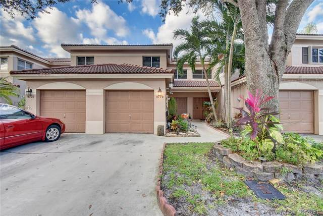 9719 NW 23rd Ct, Pembroke Pines, FL 33024 (MLS #A10988619) :: Albert Garcia Team