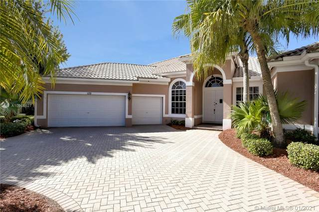125 NW 108th Way, Plantation, FL 33324 (MLS #A10988627) :: The Howland Group