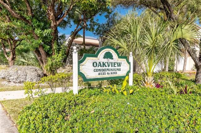 9167 Fontainebleau Blvd #13, Miami, FL 33172 (MLS #A10988631) :: Castelli Real Estate Services