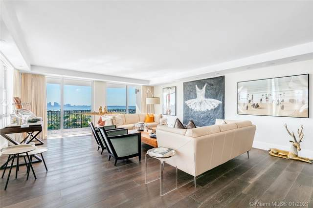 5660 Collins Ave 16A, Miami Beach, FL 33140 (MLS #A10988721) :: Jo-Ann Forster Team