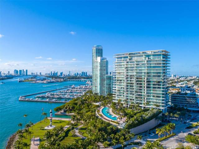 800 S Pointe Dr #1401, Miami Beach, FL 33139 (MLS #A10988726) :: Miami Villa Group
