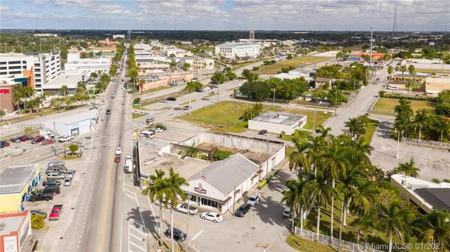 131 S Flagler Ave, Homestead, FL 33030 (MLS #A10988763) :: Equity Realty