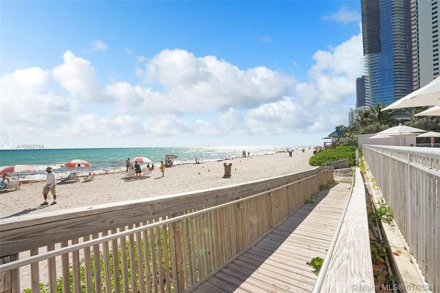 19201 Collins Ave #1101, Sunny Isles Beach, FL 33160 (MLS #A10988764) :: The Howland Group