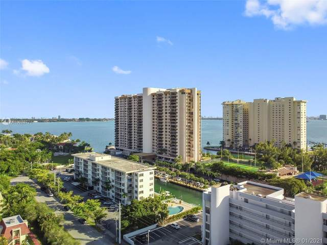 1800 NE 114th St #2202, Miami, FL 33181 (MLS #A10988771) :: The Teri Arbogast Team at Keller Williams Partners SW