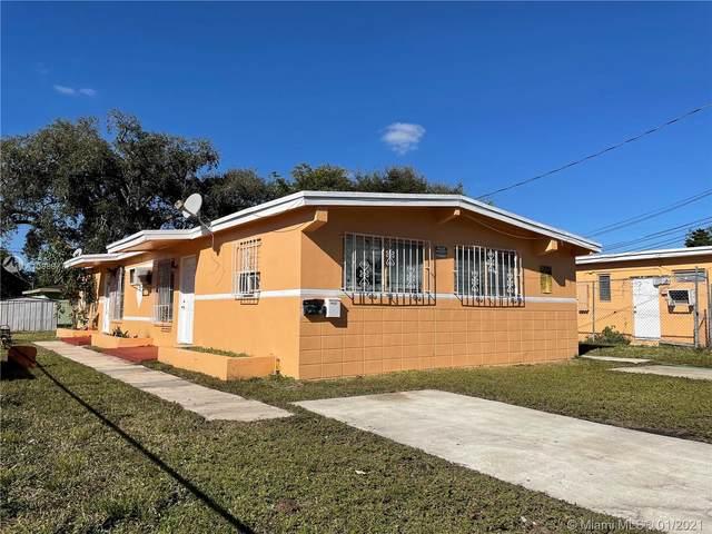 2025 Washington Ave, Opa-Locka, FL 33054 (MLS #A10988777) :: GK Realty Group LLC
