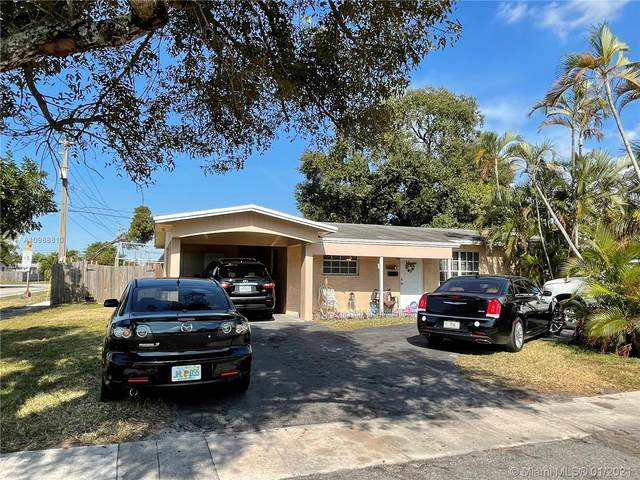 4841 NW 13th Ct, Lauderhill, FL 33313 (MLS #A10988810) :: The Howland Group