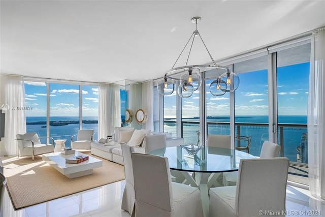 495 Brickell Ave #5301, Miami, FL 33131 (MLS #A10988828) :: ONE Sotheby's International Realty